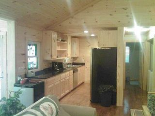 Cleveland cabin photo - Kitchen