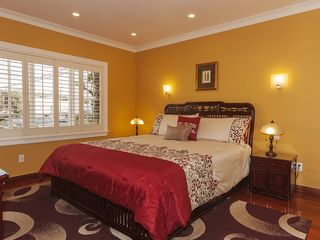 San Francisco house photo - Upstairs Bedroom with King bed