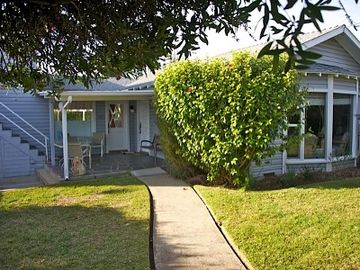 Morro Bay house rental - Front View of Home