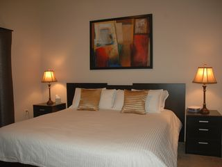 Large Master Bedroom with King Bed - Tucson condo vacation rental photo