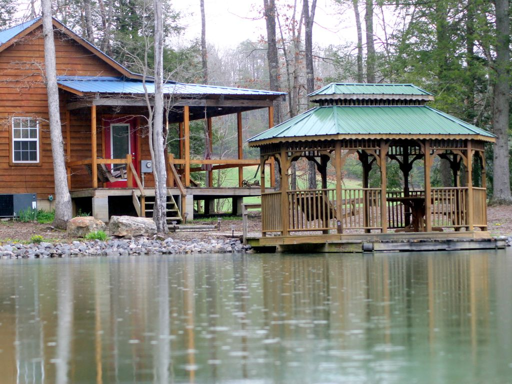 Secluded And Romantic Cabin Near Cookeville Vrbo