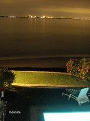Gorgeous evening views. New stone steps to beach, (not shown) - Bucerias townhome vacation rental photo
