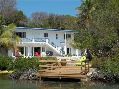 Happy Tarpon House on the Florida Bay