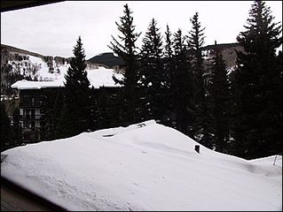 Vail townhome photo - Vail Ski Run Views