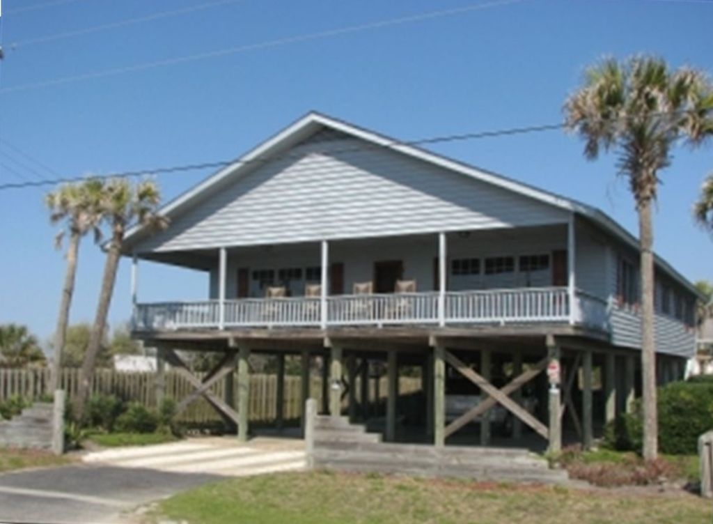 Other Folly Beach Properties Vacation Rental Vrbo 283253 5 Br Folly Beach House In Sc Beach