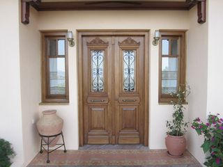 Skiathos house photo - main entrance