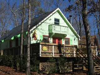 Pine Mountain house photo - Margarita