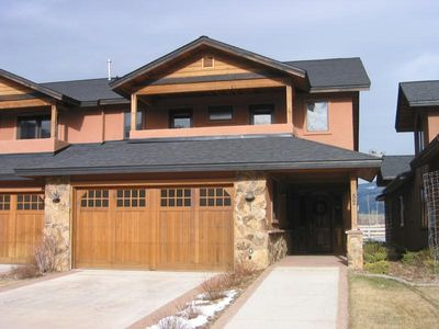 Cottonwood Villa Townhome