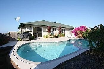 Kailua Kona house rental - 3 Bedroom 2 Bath Home with Private Pool
