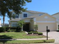 Close to Disney World Luxury 5 Bedroom House with Private Pool and Spa