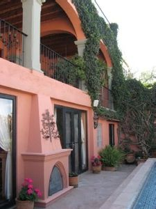 San Miguel de Allende house rental - Pool level