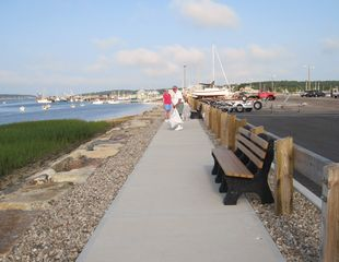 Wellfleet condo photo - Harbor View at Town Pier- 5 minute walk