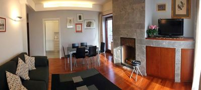 Monte Verde apartment rental - the living room 1