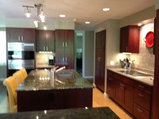 Bedford house photo - True chef's kitchen opens to dining room and family room--don't miss a thing!