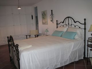 Syros apartment photo - Queen bedroom (Alternate View)