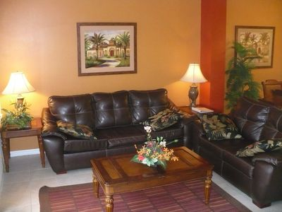 Living area recently update (January 2013)