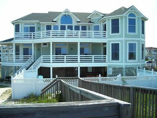 Southern Shores house photo - House from the Ocean