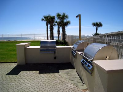 Our Bar-b-q Pits