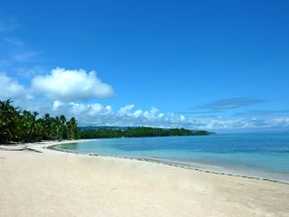 Las Terrenas villa photo - Closest beach to your Twin Villas