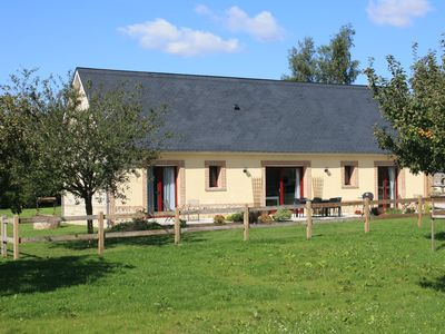 Cottage or Bed and Breakfast Family charming, quiet, near: ETRETAT, FECAMP