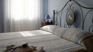 Lucca chateau / country house rental - 'Timo' bedroom