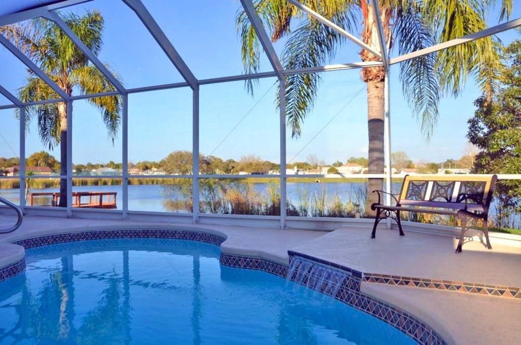 Holiday House In Florida At A Lake Close Homeaway