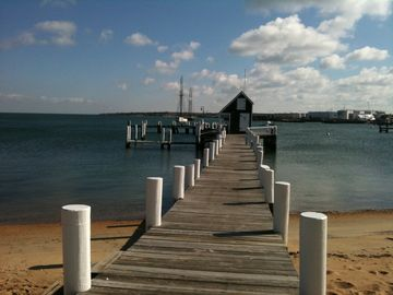 Vineyard Haven Harbor - 5 minute walk