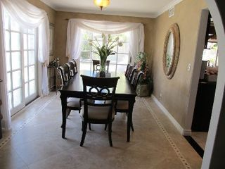 Anaheim house photo - Dining Room with seating for eight