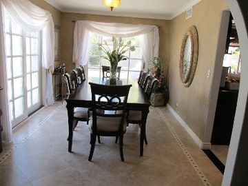 Dining Room with seating for eight
