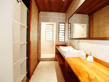 Bathroom - Villa Miki Miki - Vacation rental - Moorea