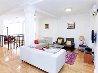 Apartment in Belgrade with Air conditioning, Washing machine (426697)