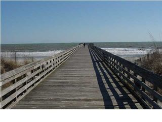 fishing pier - Isle of Palms condo vacation rental photo