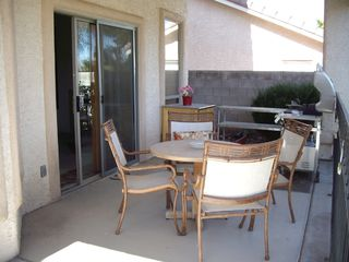 Las Vegas house photo - covered patio