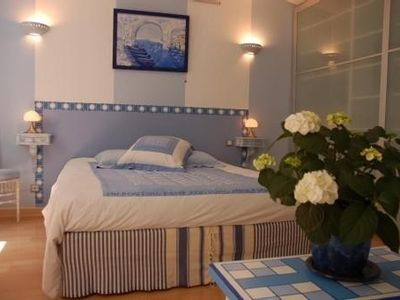 The Blue room 90,00 euros/night