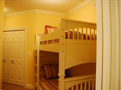Bunk room--beds are XL Twin!!