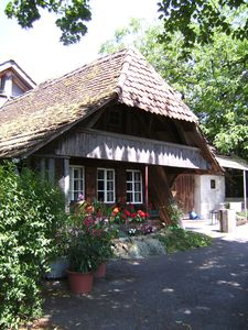 Holiday house, close to the beach, Dudingen, Fribourg
