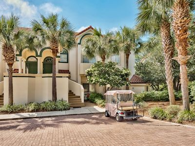 Great Location in Sandestin - Golf Cart Option.