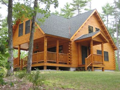 3 bedroom log cabin 1