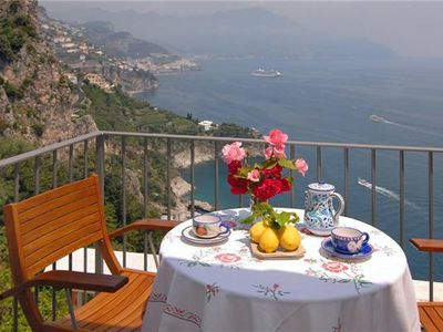 Apartment for 5 people in Amalfi Coast