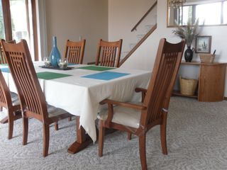 Oscoda house photo - dining area
