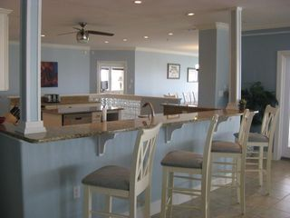 Bahia Vista I Ocean City condo photo - Breakast bar