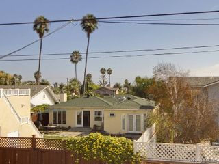 Pacific Beach house photo - .