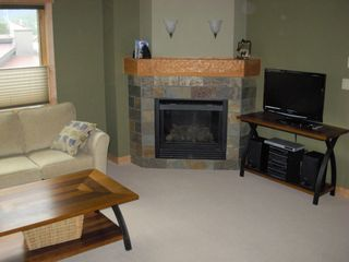 Canmore condo photo - Living area