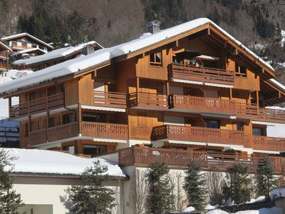 Beautiful interior chalet apartment in Grand Bornand