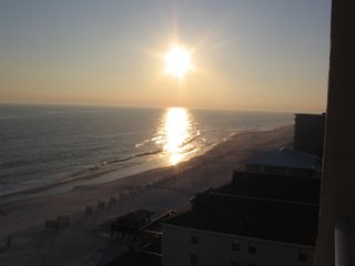 Gulf Shores condo photo - Enjoy Stunning Sunsets After a Fun Filled Day!