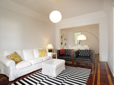 Amazing apartment in classified building, Lisbon.