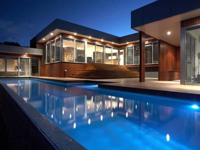 St Andrews Beach house rental - 25 Meter Lap Pool