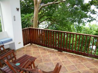 Playa Ocotal condo photo - Deck with Ocean View and Excellent Bird Watching
