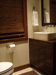 Teton Village condo photo - Top floor bathroom With Large Walk-in Shower