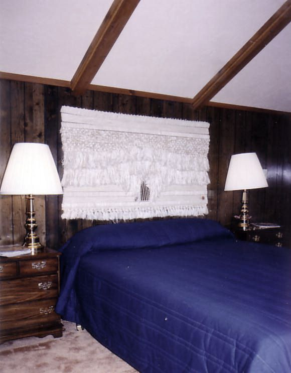 Master Bedroom Upstairs - King